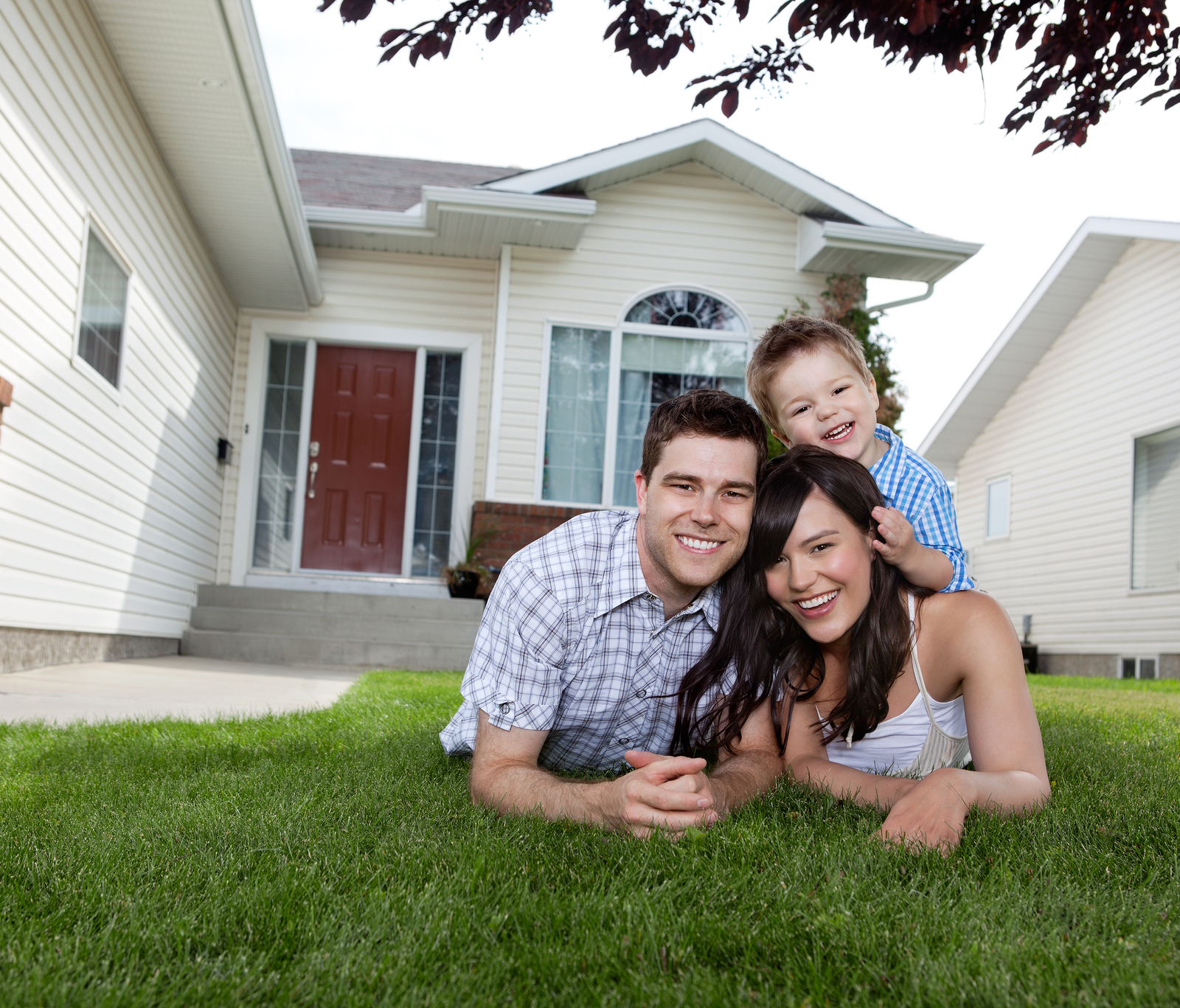 No bank qualifying rent to own lease option for A family house